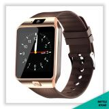 Toko Smartwatch U9 Dz09 Smart Watch Dz09 Support Sim Card Memory Card Jam Tangan Android Brown Yang Bisa Kredit