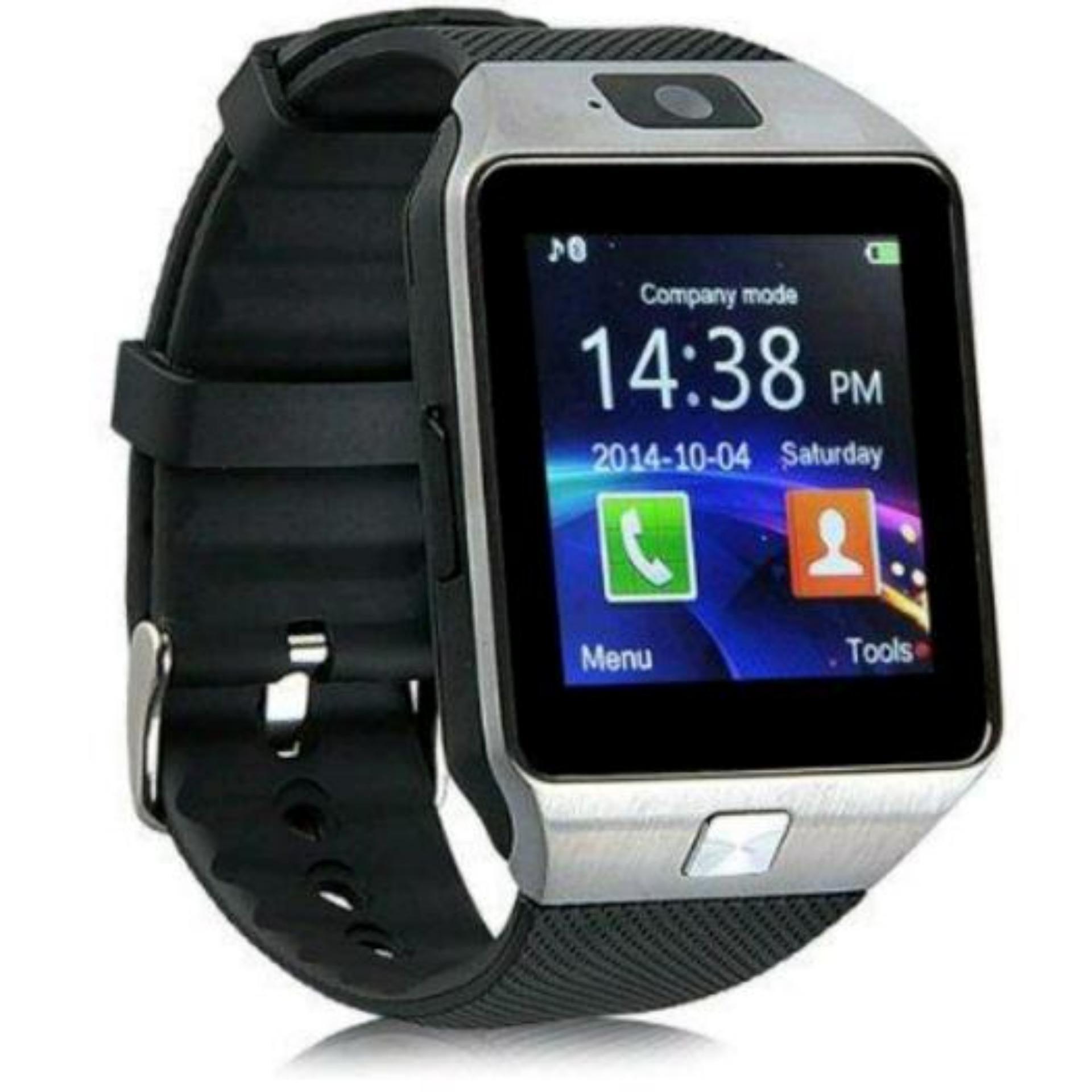 Harga Smartwatch U9 Dz09 Support Sim Card Memory Card