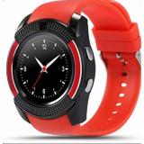 Jual Smartwatch V8 Water Resistant For Android Ios Smart Watch V8 Support Camera Support Sim Card Sd Card Branded