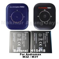 Smatfren Battray / Baterai / Battrai H15418 Original For Modem Andromax M3Y / M3Z - HITAM