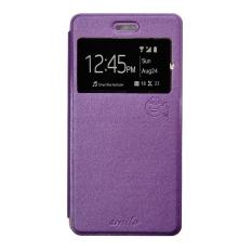 Smile Flip Cover Xiaomi Redmi 5A - Ungu