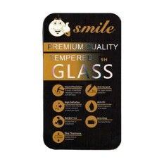 Smile Tempered Glass Full Colour 2in1 iPhone 5 or 5s - Rose Gold
