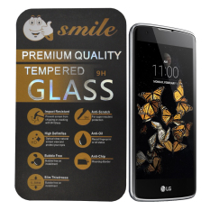 Smile Tempered Glass LG K8