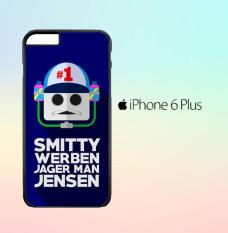 Smitty Werbenjagerman Z5669 Casing Custom Hardcase iPhone 6s Plus / 6 Plus Case Cover