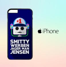 Smitty Werbenjagerman Z5669 Casing Custom Hardcase iPhone 7 Plus Case Cover