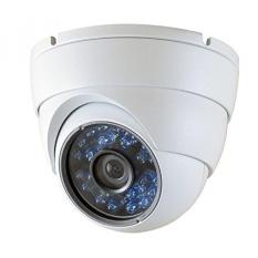SmoTecQ Hybrid HD 2.0MP 1080 P AHD/CVI/TVI/960 H 1000Tvl Dome Kamera Keamanan Hari Malam Vision 24 IR LED Tahan Air Outdoor/Indoor Wide Angle 3.6mm Lensa untuk Kamera CCTV Sistem (Default 960 H Mode) -Intl