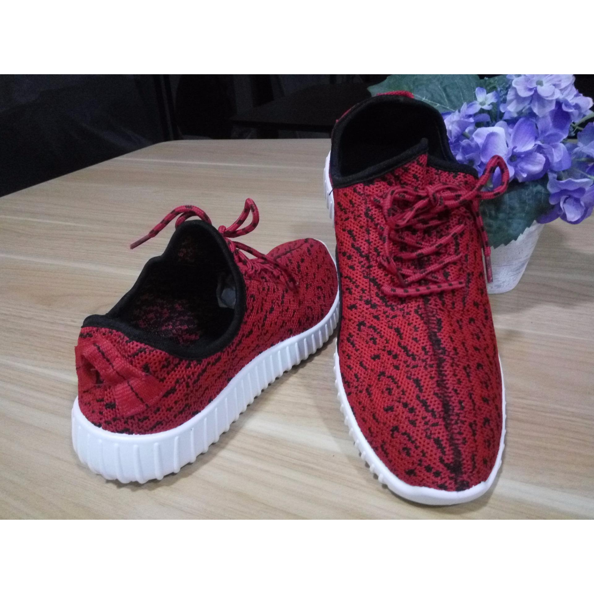 Sneakers Import Korea -270 Red