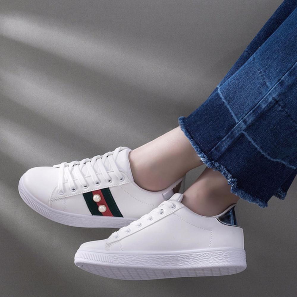 Sneakers Pandora white
