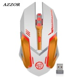 Berapa Harga Sng Store Mouse Berkualitas Tinggi Azzor D9 Rechargeable Wireless Gaming Mouse 7 Warna Backlit Nafas Kenyamanan Gaming Mice Untuk Komputer Desktop Laptop Notebook Pc Intl Di Tiongkok