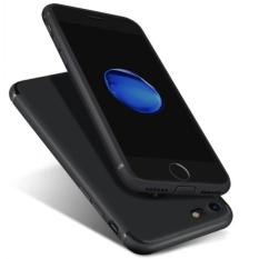 Beli Sofcase Luxury Slim Silicone Silikon Case Softcase Iphone 7 Sarung Hp Black Online Murah