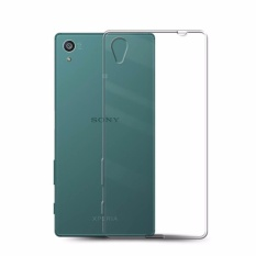 Soft Case Matte TPU Gel Silicone Sony Xperia Z2 - Clear