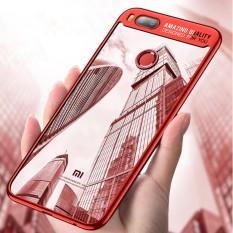 Harga Soft Clear Slim Back Cover Untuk Xiaomi Mi A1 Shockproof Plating Tpu Phone Case Intl Origin