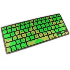 Lembut Keyboard Sarung Silikon Case Lindungi Kulit untuk MacBook Pro 13-15 ''Gn-Intl