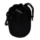 Beli Neoprene Lembut Tahan Air Dslr Slr Camera Lens Case Pouch Bag Xl L M S Fleksibel Hitam Intl Baru Internasional Oem Murah