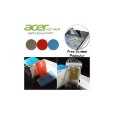 Soft Shell TPU Case Acer Liquid Z4