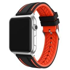 Silicone Band Strap Untuk Apple Watch Series 3 Seri 1 Seri 2 Semua Model 42Mm Oem Diskon 40