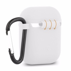 Diskon Case Silikon Lembut Kotak To Apple Airpods With Climbing Hook Buckle For Olahraga Oem Di Tiongkok