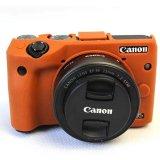 Diskon Lembut Silicone Gel Karet Kamera Case Cover Untuk Canoneos M3 Eosm3 Intl Branded
