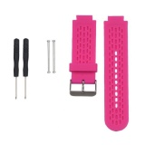 Promo Lembut Silicone Replacement Wrist Watch Band Untuk Pendekatan Garmin S2 S4 Berkualitas Hot Intl Murah