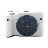 Spesifikasi Lembut Silicone Karet Kamera Pelindung Tubuh Cover Bag Cover Untuk Canon Eos M6 Eosm6 Camera Case Intl Dan Harganya