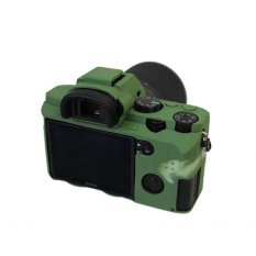 Beli Lembut Silicone Karet Kamera Pelindung Tubuh Cover Case Casing Kulit Untuk A7 Ii A7 Ii Ilce 7 M2 A7 R Mark Ii Dengan Kartu Kredit