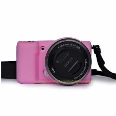Soft Silicone Rubber Camera Protective Body Cover Case For Camera ILCE-A5100 A5000 - intl