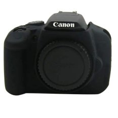 Lembut Silicone Karet Kamera Pelindung Case Penutup Tubuh Kulit untuk Canon EOS 600D 650D 700D Tas Kamera-Intl