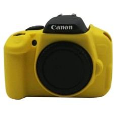 Lembut Silikon Karet Kamera Pelindung Casing Penutup Tubuh Kulit untuk Canon EOS 600D 650D 700D, Tas Kamera-Internasional