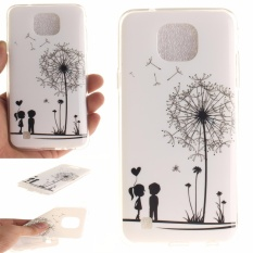 Soft TPU Back Cover Case untuk LG X Cam (Multicolor)-Intl