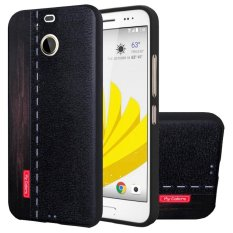 Soft TPU Case untuk HTC 10 EVO/HTC Bolt Gaya Gentleman 3D Lukisan Timbul Series Protective Cover-Intl