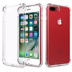 Softcase Anti Crack Anti Shock For iPhone 8 Plus Aircase - Putih Transparant