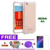 Beli Softcase Anti Cr*Ck For Xiaomi Redmi 4A Free Tempered Glass K Abel Data Tali Sepatu 3 Meter Waterproof Multicolor Cicilan