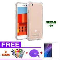 Diskon Softcase Anti Cr*Ck For Xiaomi Redmi 4A Free Tempered Glass K Abel Data Tali Sepatu 3 Meter Waterproof Multicolor Casing Handphone
