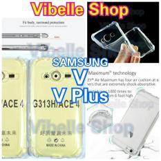 Softcase Anticrack Samsung V / V Plus Anti Crack Shock Case V V Plus