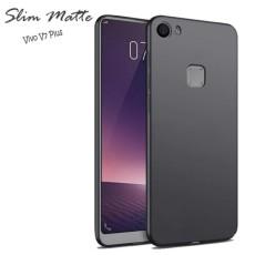 Softcase Black Matte Carbon Hp Vivo V7 Plus Silikon Babyskin