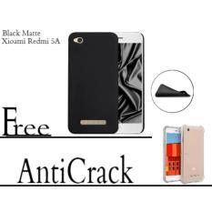 Softcase Black matte Carbon Hp XIAOMI REDMI 5A FREE ANTI CRACK FOR XIAOMI REDMI 5A Abenk Shop