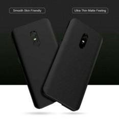 Softcase Black Matte For Xiaomi Redmi Note 4X / Redmi Note 4 Bagus