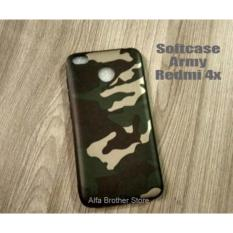 Softcase Case Army for Xiaomi redmi  4X_SS