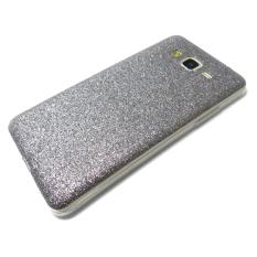Softcase Glitter Series for Samsung Galaxy Grand 2 - Abu-Abu