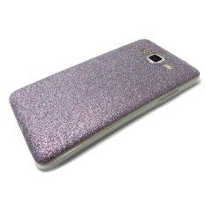 Softcase Glitter Series for Samsung Galaxy Grand 2 - Ungu