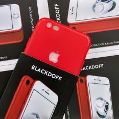 Softcase iPhone 6 Kualitas Premium Merk Blackdoff Special Red Edition