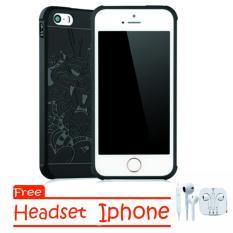 Toko Jual Softcase Original Dragon For Iphone 5 5S Free Headset Iphone