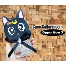 Softcase Sailormoon New For Oppo Neo 7 - 3