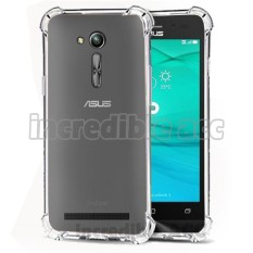 Softcase Silicon Anti Shock / Anti Crack Elegant Softcase  for Asus Zenfone Go ZB452KG (4,5