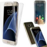 Jual Cepat Softcase Silicon Case Ultra Thin For Samsung S7 Edge Depan Belakang