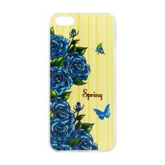 Beli Barang Softcase Spring Flower Gambar Timbul For Samsung Galaxy A8 Motif 2 Online