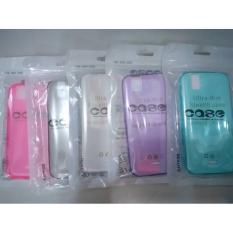 Softcase Ultrathin Evercoss One X A65 - Android One - E956D6