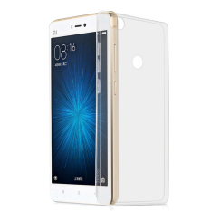 Softcase Ultrathin for Xiaomi mi 4S - White clear