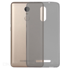 Softcase Ultrathin for Xiaomi Redmi note 3 - Black clear
