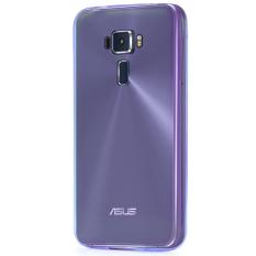 Softcase Ultrathin Untuk Asus Zenfone 3 ZE520KL - Ungu Clear